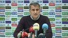Beşiktaş Teknik Direktörü Güneş'in açıklaması