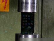 Iphone 7 pres makinesinin altında kalırsa...
