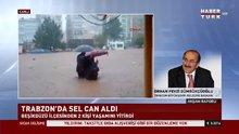 Trabzon'daki sel felaketinde 2 kişi hayatını kaybetti