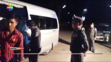 Minibüsten ordu çıktı!