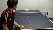 Masa tenisindeki başarılarının sırrı