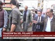 İçişleri Bakanı Trabzon'da