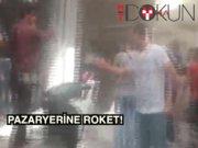 Kilis'te pazaryerine roket: Çocuklar yaralı