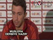 """Muslera: """"Beşiktaş favori değil"""""""