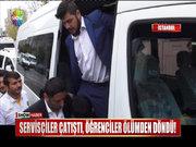 Ümraniye'de ilkokul önünde silahlı saldırı dehşeti