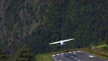 Dünyanın en tehlikeli havaalanı!