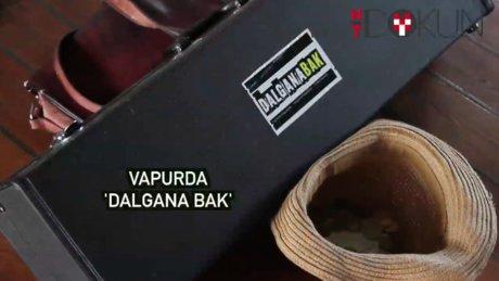 Dalgana Bak'la vapur daha eğlenceli!