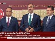 TBMM Anayasa Komisyonu 7 maddede uzlaştı