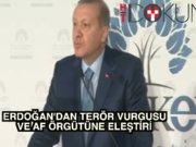 """Cumhurbaşkanı Erdoğan: """"Teröristin ne mahkemesi olacak ki?"""""""
