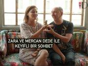 Mercan Dede ve Zara ile samimi bir sohbet