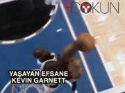Kevin Garnett'in en güzel hareketleri