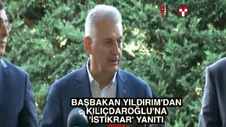 """Başbakan Yıldırım: """"Türkiye'yi 14 yılda 3'e katladık'"""