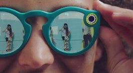Snapchat'ten kameralı güneş gözlüğü
