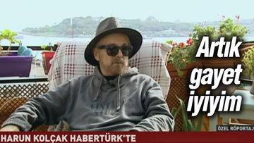 'ARTIK GAYET İYİYİM'