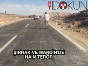 Şırnak ve Mardin'de terör acısı: 10 şehit