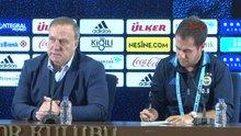 Dirk Advocaat'ten Maç Sonu Açıklamaları