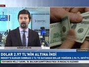 Piyasalarda dolar/TL