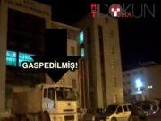 4 tonluk bombalı kamyon gasp edilmiş!