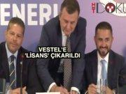 Fenerbahçe'ye yeni sponsor: Vestel