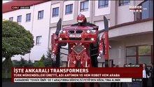 İşte Ankaralı transformers