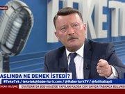 Hasan Atilla Uğur Fatih Altaylı'nın konuğuydu! - 1.Bölüm