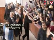 """Kemal Kılıçdaroğlu Tokat'ta: """"Çocuklarınıza nişasta bazlı şeker yedirmeyin"""""""