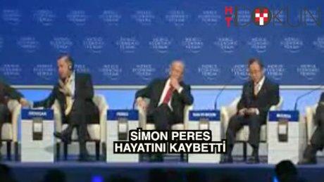Simon Peres hayatını kaybetti