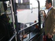 Otobüslerde kabinli önlem
