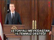 """Çavuşoğlu'dan OHAL açıklaması: """"Umut ediyoruz ikinci 3 aylık dönemde..."""""""