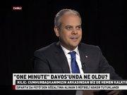 Gençlik ve Spor Bakanı Akif Çağatay Kılıç Habertürk TV'de - 1.Bölüm