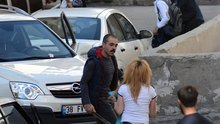 Kayseri'de palalı sürücü dehşet saçtı