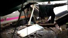 ABD'de tren kazası!