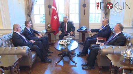 'Türkiye'nin yanındayız'