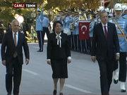 Cumhurbaşkanı Erdoğan Meclis'e geldi