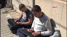 Gaziantep'te, 190 kişinin alınacağı zabıt katipliği sınavına 3 bin 800 başvuru