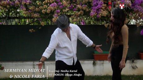Sermiyan Midyat & Nicole Faria