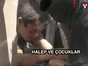 Halep'in çocukları...