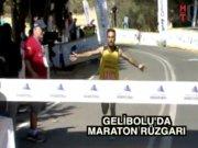 Gelibolu'da maraton heyecanı