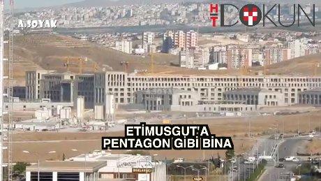 İşte Türkiye'nin Pentagon'u: MİT Etimesgut