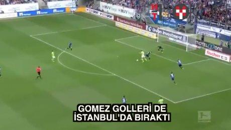 Mario Gomez kaçırmaya devam ediyor