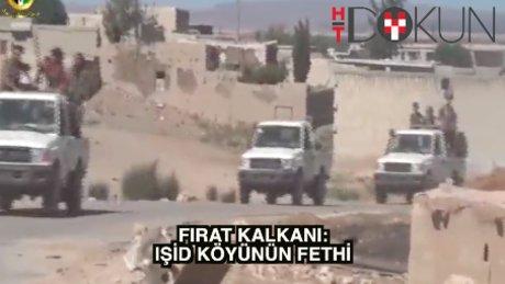 ÖSO, IŞİD'in elindeki Ziyadiye'yi böyle ele geçirdi!