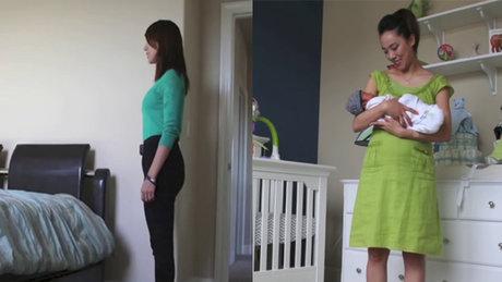 90 saniyede hamilelik dönemi