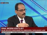 İbrahim Kalın'dan Suriye ve Lozan açıklamaları