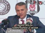 Beşiktaş, Sompo Japan ile devam
