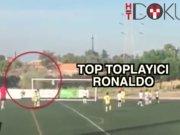Top toplayıcı Cristiano Ronaldo