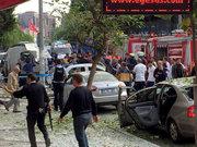 İstanbul Şirinevler Yenibosna'da patlama!