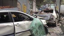 Yenibosna'daki patlamanın ardından ortaya yeni görüntüler çıktı