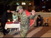 Engelli gence temisli asker eğlencesi yapıldı
