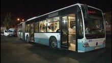 Konya'da otobüs şoförü bıçaklanıp, dövüldü