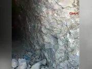 Çilekli Tepe'de PKK'nın kış üslenmesine darbe